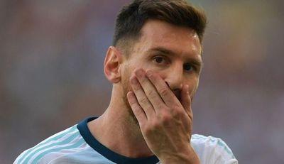 Lionel Messi: un jugador ausente a pesar de estar dentro de la cancha