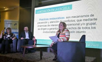 Mediación firmó convenio con Fundación Mediar