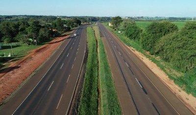 Informan sobre obras en rutas e infraestructura en Asunción