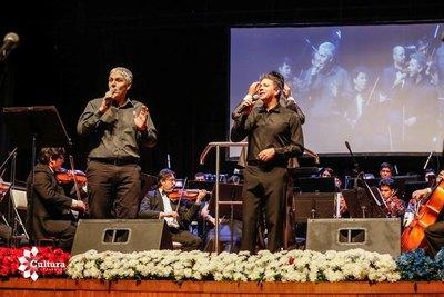 """Se realizó el concierto """"La Cultura nos une"""" en solidaridad con damnificados"""