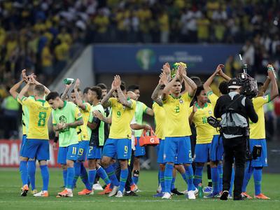 Plantel de Brasil vale más que el de Argentina