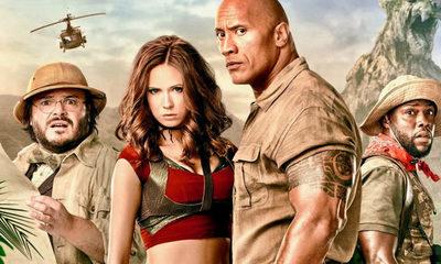 """Mirá el trailer oficial de """"Jumanji 3: Siguiente Nivel"""""""