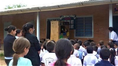 Docentes con funciones administrativas vuelven a las aulas por déficit de horas cátedra en Boquerón