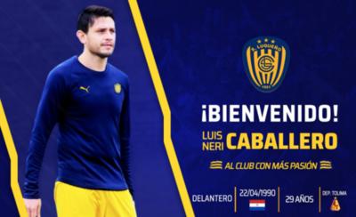 HOY / Caballero, la nueva promesa de gol auriazul