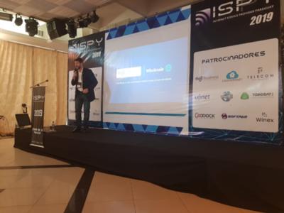 Tigo Business presente en evento que reunió a proveedores de internet del Paraguay