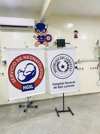 Hospital General de Calle'i: Reinauguran neonatología