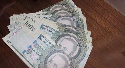 Aumento de salario mínimo es de poco más de G. 80.000
