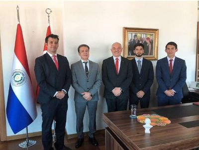 Paraguay y Turquía estrechan acuerdo de relacionamiento