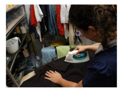 Trabajar por días es lo más común ahora entre empleadas domésticas