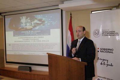 Ministerio recepciona 18 propuestas del sector privado para proyectos de conectividad