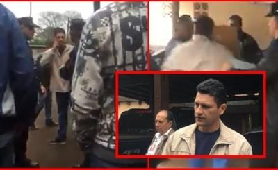 Secretario de Federación de Mototaxistas agredió a agente de PMT