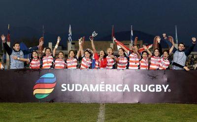Seleccionado M18 consigue el bronce en sudamericano de Rugby Seven