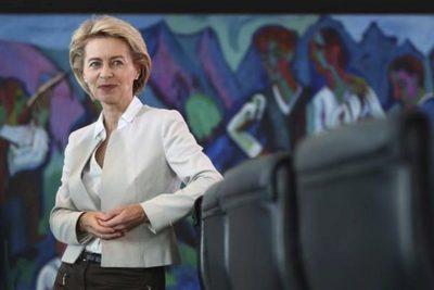 Ursula von der Leyen: la primera mujer al frente de la Comisión Europea