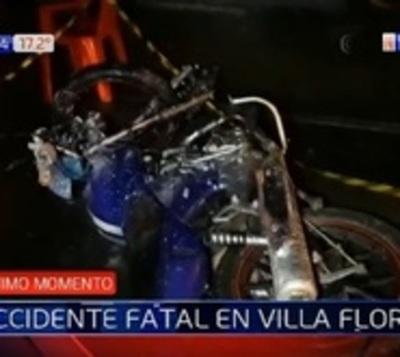 Joven de 19 años pierde la vida tras accidente en Villa Florida