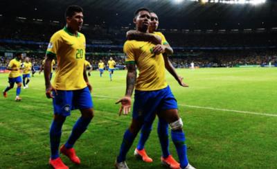 HOY / Brasil ilusiona a su gente con dejar la Copa en su país