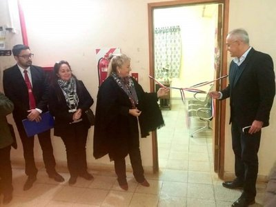 Guairá: Habilitan oficina de atención al adulto mayor