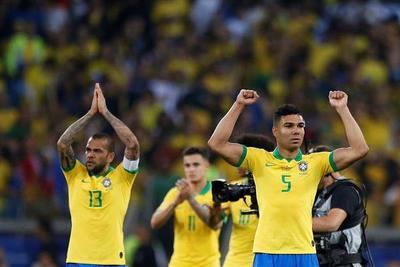 Gabriel Jesús y Firmino fulminan a Argentina y meten a Brasil en la final