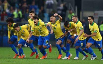Brasil a la final de la Copa América doce años después