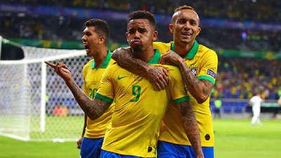 Brasil llega invicta a la final de la Copa tras eliminar a la Argentina de Messi