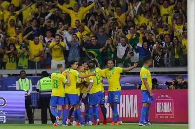 Brasil llega a la final tras vencer a Argentina