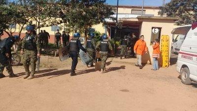 Imputación y pedido de prisión contra el exdirector del penal de San Pedro