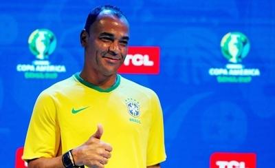 """HOY / Cafu afirma """"no tener dudas"""" de que Brasil ganará la Copa América"""