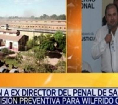 Imputan y piden prisión para exdirector de cárcel de San Pedro