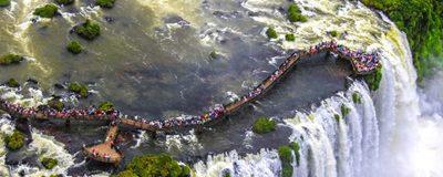 Foz de Yguazú bate récord de turistas en el primer semestre