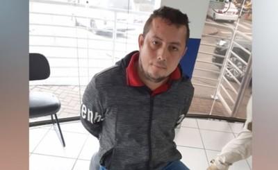 Detenido al intentar ingresar al país con moto hurtada en Foz