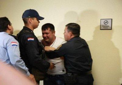 Policía que disparó a Édgar Acosta es condenado a 9 años de cárcel