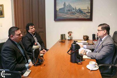 Secretaría apoyará fortalecimiento cultural de Escobar
