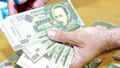 Hacienda recibió séptimo pago por compra de bonos por USD 1,4 millones