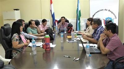 Junta Departamental transfiere recursos para pagos a docentes de Boquerón