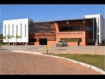 Allanan Municipalidad de Luque para buscar información sobre OGD