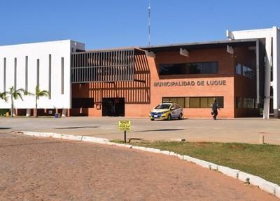Fiscalía allanó la Municipalidad de Luque