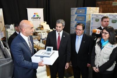 Equipamientos médicos para USF beneficiará a unas 100. 000 personas