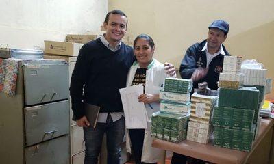 Habilitan nuevo depósito de medicamentos en comuna de CDE