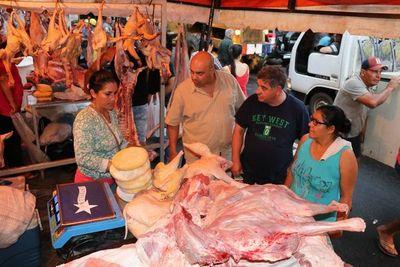 Realizarán feria agropecuaria en San Lorenzo