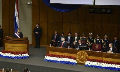 "Abdo Benítez vetó totalmente la ley de ""autoblindaje"""