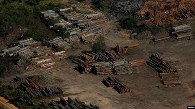 Deforestación en Brasil aumenta en más de 88% bajo el gobierno de Bolsonaro
