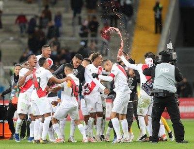 Perú, 44 años después a una final de la Copa América