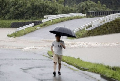 Inundaciones en Japón dejan saldo de 1 millón de evacuados