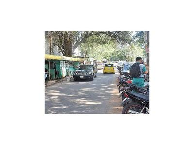 Habilitación    afectará   tránsito por estacionamiento reducido