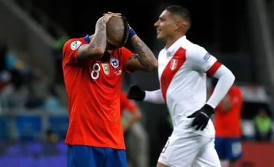 """HOY / Arturo Vidal ningunea el duelo con Argentina: """"No tiene ninguna importancia"""""""