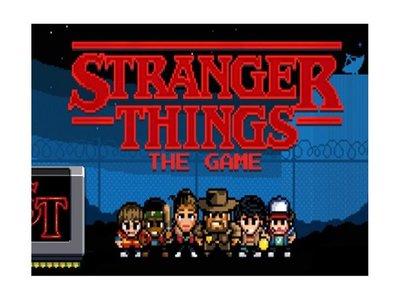 Stranger Things da el salto a los videojuegos