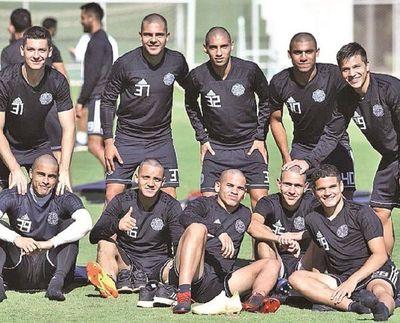 Olimpia prepara un equipo joven para enfrentar a Sportivo Limpeño