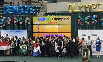 Estudiantes paraguayos ganan competencia científica en Estados Unidos