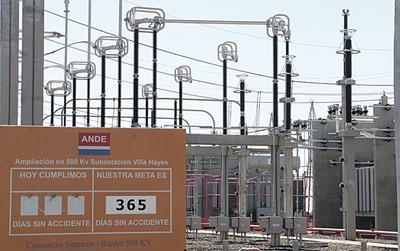 Interconexión de sistemas de Itaipu y la EBY crea escenario favorable para renegociaciones en el 2023