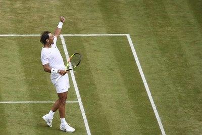 Nadal elimina a Kyrgios y avanza a tercera ronda