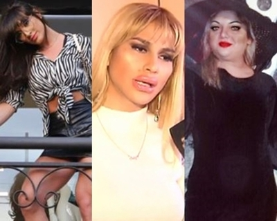 Miss Tunning Trans contra Yren Rotela y Alen Pereira